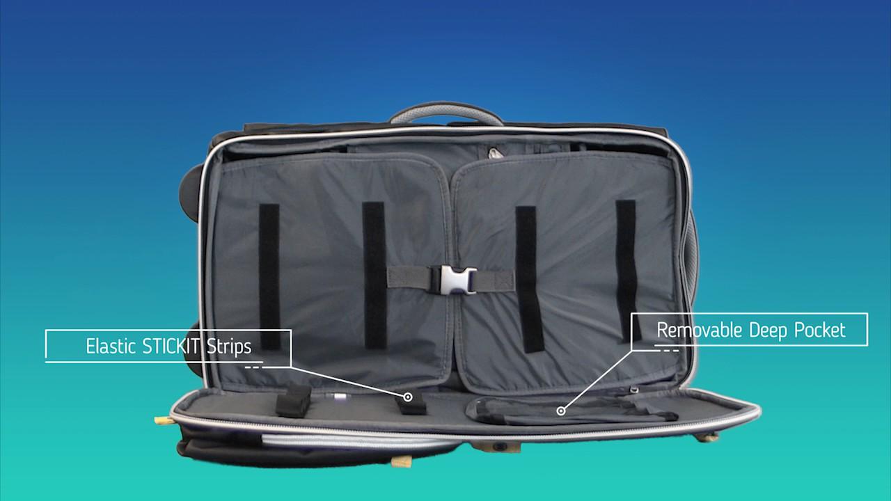 c2195490b44 Meret M U L E ™ Pro Multi Use Large Equipment Response Bag - YouTube