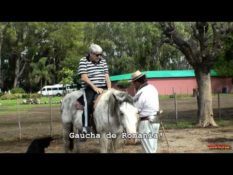 Argentina - Fiesta Gaucha,Estancia Santa Susana,part1 - South America Part 34 - Travel Video HD