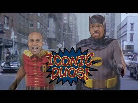 Richard Jefferson & Channing Frye On Famous Duos