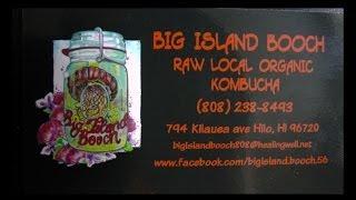 Kombucha Bar Hilo Hawaii