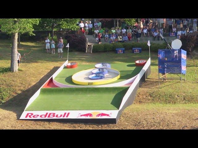 Toughest Urban Golf Shots w/ Rickie Fowler