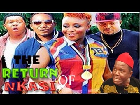 The Return of Nkasi   -    2014 Nigeria Nollywood movie