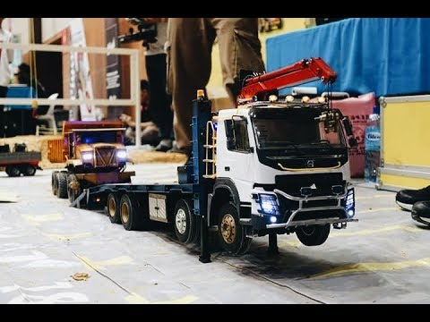 MAEPS MALAYSIA HOBBY EXPO 2018. RC CUSTOMIZER CONSTRUCTION SITE