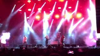 Kärbholz - Feuerräder Live @ G.O.N.D. 2017