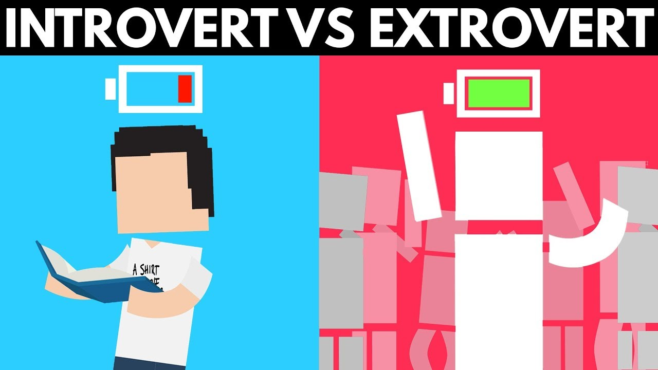 Introverts vs. Extroverts: What's The Difference? Ft. Anthony Padilla