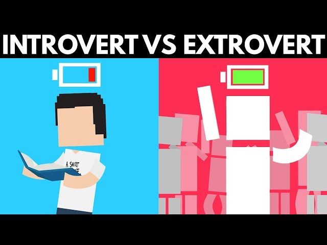 Introverts vs. Extroverts: Whats The Difference? Ft. Anthony Padilla