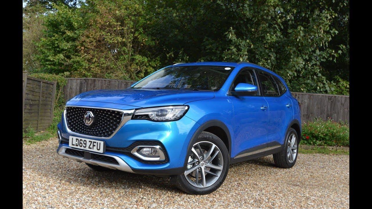 MG HS 2020 review - Car Keys