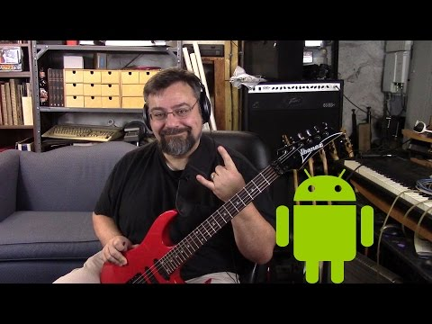 Low-latency Amp Modeling Coming To Android Platform!