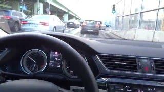 2015 2016 Skoda Superb III L&K 2.0 TDI 190hp DSG Test Drive Jazda Testowa Próbna Podsumowanie PL