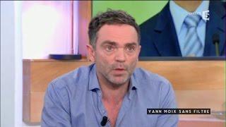 Yann Moix, sans filtre - C à vous - 09/01/2017