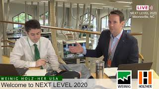 Welcome to Next Level 2020 (Live Oct 15, 2020)