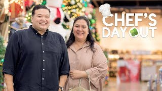 Chefs Day Out: Chef Stevie & Chef Dedet