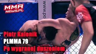 """Piotr Kalenik po wygranej na PLMMA 79: """"Jestem gotowy, by toczyć poważne walki."""""""