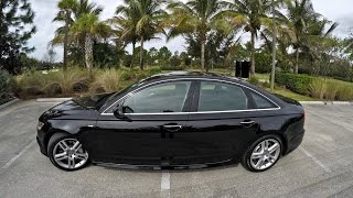 should i purchase a 2016 audi a6 with the s line package