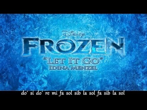 Frozen - Let It Go (Flauta Soprano - Cover)