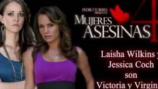 Mujeres Asesins 4 - Elenco [Mexico]