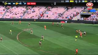 Round 20 AFL Highlights - Richmond v Gold Coast
