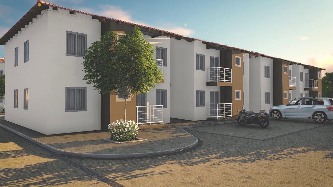 Residencial Jardins - Casas e Apartamentos em Guaramirim - Santer ...