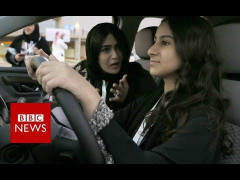Five things Saudi women still can't do - BBC News