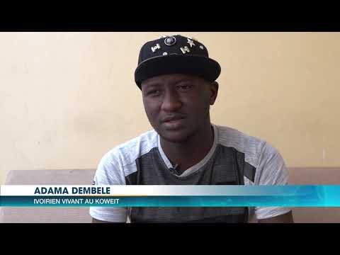 Dossier:  La vie des ivoiriens au Koweit