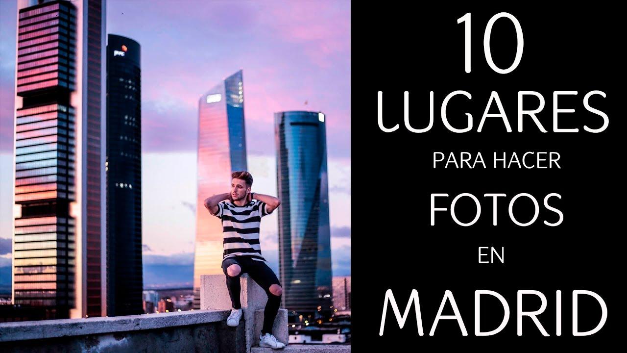 10 lugares para hacer fotos en madrid alberto dejuan for Donde venden vinilos para pared