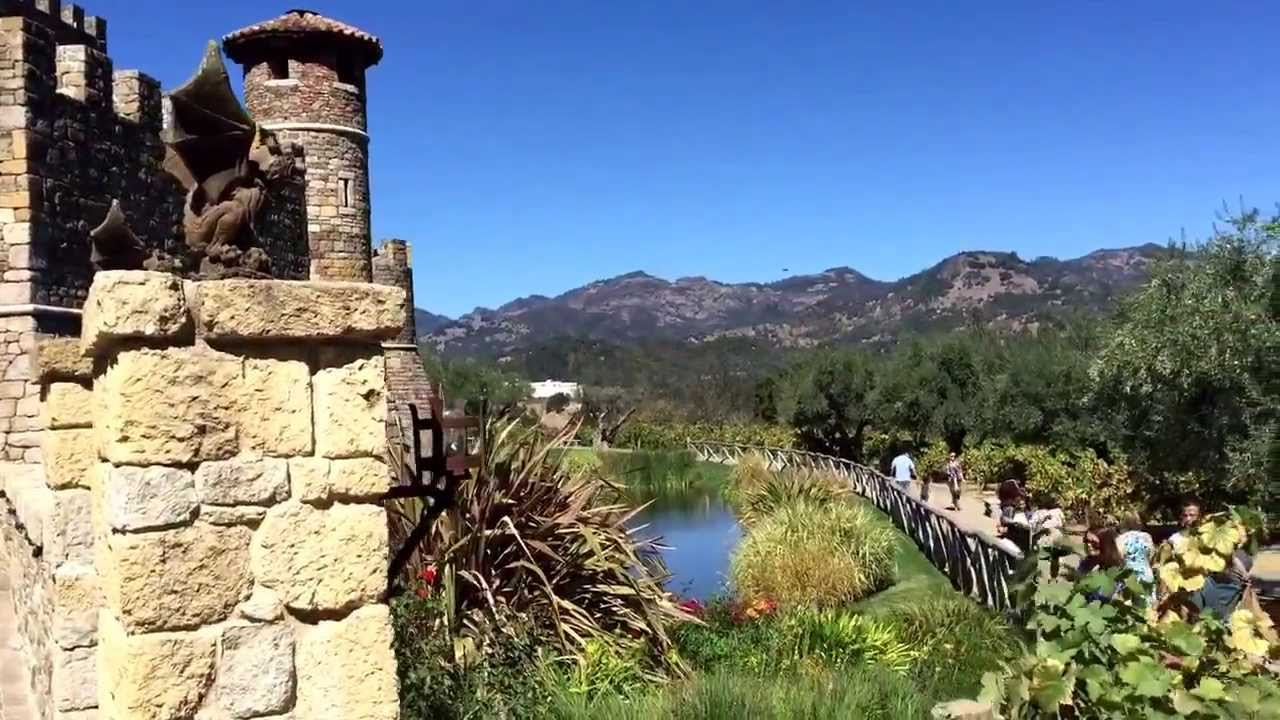About Castello di Amorosa