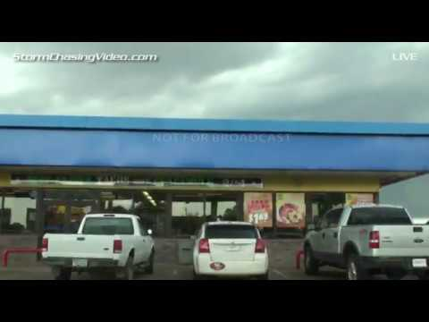 4/22/2015 Ben McMillan LIVE Storm Chase OK/TX