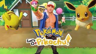 I GOT AN EARLY COPY?! Pokémon: Let