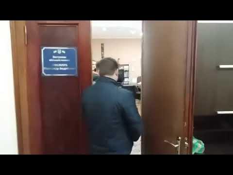 ПНТВ: ПН TV: В кабинете заместителя Сенкевича проводят обыск