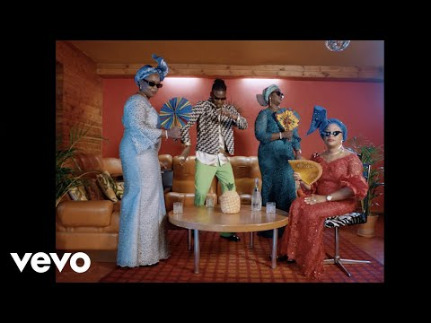 Stonebwoy - African Party (Official Video)