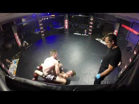 Ultra MMA | Southampton | Tom Lidden VS Gareth Goddard