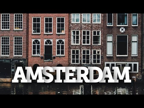 STREET PHOTOGRAPHY WALK IN AMSTERDAM — Fujifilm X-H1