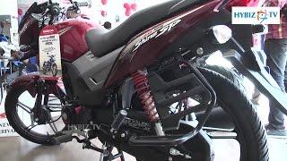 Honda CB Shine SP Gestartet, bei Rs 61,433