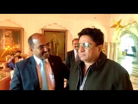 Great Mr. Anand Raj Anand the Music Director BOLLYWOODCOMMENTS INDIA'S BEST WEDDING DESTINATION