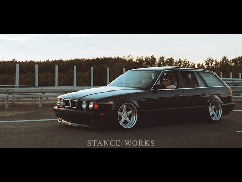 Its All in the Detail - Sebastien Polits 1995 BMW E34 520iT Wagon