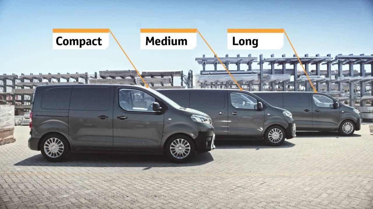 New Toyota PROACE Van