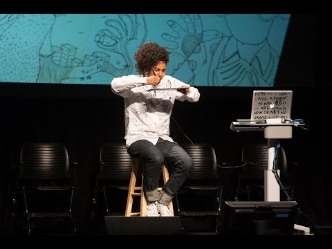 Download Youtube: Shantell Martin's art evolution