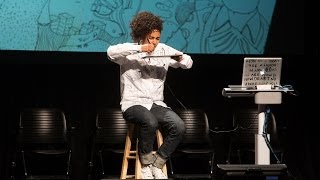 connectYoutube - Shantell Martin's art evolution