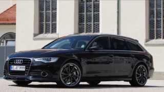 Audi AS6 Avant 2012 - ABT Sportsline Videos