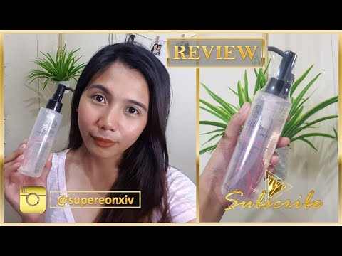 the-face-shop-rice-water-bright-light-cleansing-oil-review-|-supereon-xiv