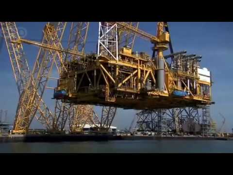 Full Documentary - Deep Sea Drillers   Mighty Movers