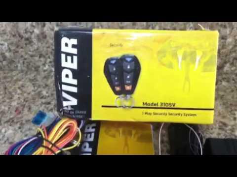 Viper 3105v car alarm 093207064715 Miami Installation (786)306-1054 on viper alarm system wiring diagram, viper 5704 wiring diagram, viper 550 esp installation guide,