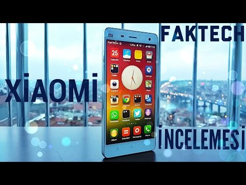 Xiaomi Mİ4 İncelemesi