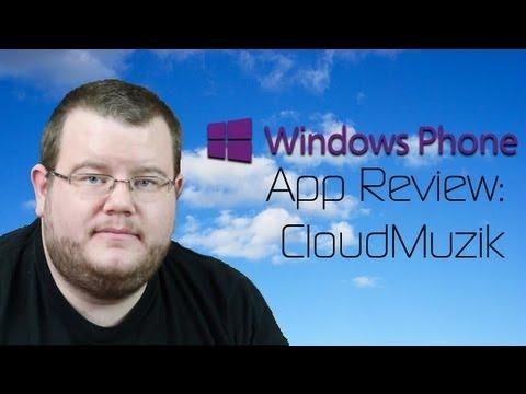 Google Music On Windows Phone With CloudMuzik - Windows Phone App Review
