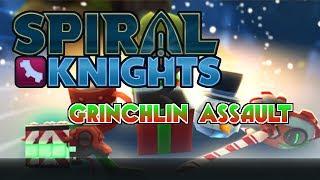 Spiral Knights Winterfest - Grinchlin Assault!