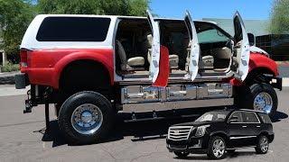 Це Форд Ф-650 позашляховик зробить ваш Ескалейд виглядає як іграшка