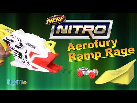 Nerf Nitro Aerofury Ramp Rage from Hasbro