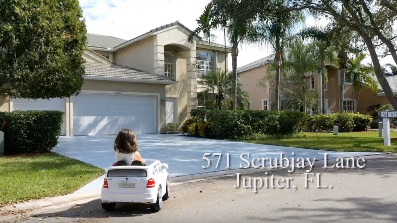 571 Scrubjay Lane, Jupiter Fl 33458   Egret Landing