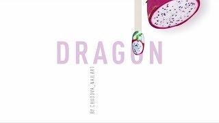 Как легко нарисовать Dragon fruit от Анастасии Романчиковой. Чудова студия.