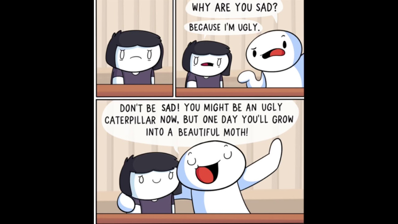A Beautiful Moth [Odd1sOut Comic Dub]